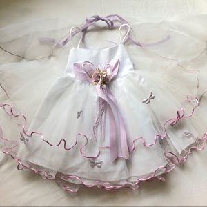 Baby Girl Formal Dress RARE by Little Brittany USA